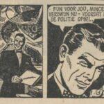 Paul Vlaanderen strip De Close up affaire 54