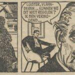 Paul Vlaanderen strip De Close up affaire 55
