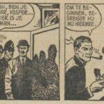 Paul Vlaanderen strip De Close up affaire 56