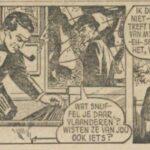 Paul Vlaanderen strip De Close up affaire 57