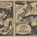 Paul Vlaanderen strip De Close up affaire 62