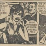 Paul Vlaanderen strip De diamantenkoning 28
