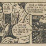 Paul Vlaanderen strip De diamantenkoning 43