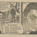 Paul Vlaanderen strip De diamantenkoning 46