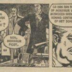 Paul Vlaanderen strip De diamantenkoning 56