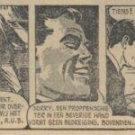 Paul Vlaanderen strip De diamantenkoning 61