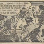 Paul Vlaanderen strip De dodelijke lading 01