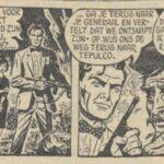 Paul Vlaanderen strip De dodelijke lading 11