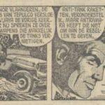 Paul Vlaanderen strip De dodelijke lading 13