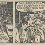 Paul Vlaanderen strip De dodelijke lading 14