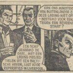 Paul Vlaanderen strip De dodelijke lading 17