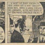 Paul Vlaanderen strip De dodelijke lading 25
