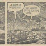 Paul Vlaanderen strip De dodelijke lading 28