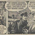 Paul Vlaanderen strip De dodelijke lading 29