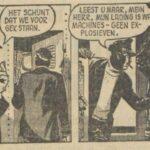 Paul Vlaanderen strip De dodelijke lading 30