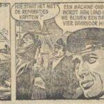 Paul Vlaanderen strip De dodelijke lading 31