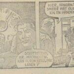 Paul Vlaanderen strip De dodelijke lading 33