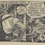 Paul Vlaanderen strip De dodelijke lading 34