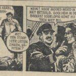 Paul Vlaanderen strip De dodelijke lading 36
