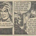 Paul Vlaanderen strip De dodelijke lading 37