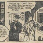 Paul Vlaanderen strip De dodelijke lading 41