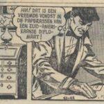 Paul Vlaanderen strip De dodelijke lading 42