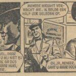 Paul Vlaanderen strip De dodelijke lading 44