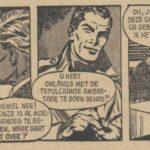 Paul Vlaanderen strip De dodelijke lading 45