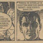 Paul Vlaanderen strip De dodelijke lading 49
