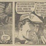 Paul Vlaanderen strip De dodelijke lading 56