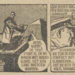 Paul Vlaanderen strip De dodelijke lading 61