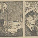 Paul Vlaanderen strip De dodelijke lading 62