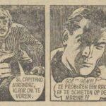 Paul Vlaanderen strip De dodelijke lading 66