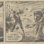 Paul Vlaanderen strip De dodelijke lading 69