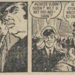 Paul Vlaanderen strip De dodelijke lading 70