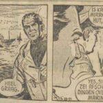 Paul Vlaanderen strip De dodelijke lading 71