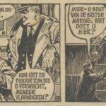 Paul Vlaanderen strip De dodelijke lading 72