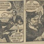Paul Vlaanderen strip De dodelijke lading 75
