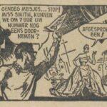 Paul Vlaanderen strip Het April Smith mysterie 01