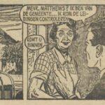 Paul Vlaanderen strip Het April Smith mysterie 15