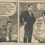 Paul Vlaanderen strip Het April Smith mysterie 23