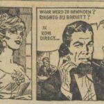 Paul Vlaanderen strip Het April Smith mysterie 24