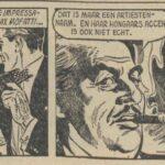 Paul Vlaanderen strip Het April Smith mysterie 30