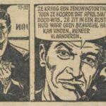 Paul Vlaanderen strip Het April Smith mysterie 32