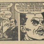 Paul Vlaanderen strip Het April Smith mysterie 37