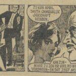 Paul Vlaanderen strip Het April Smith mysterie 38
