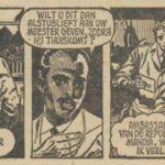 Paul Vlaanderen strip Het komplot 03