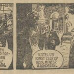 Paul Vlaanderen strip Het komplot 10