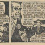 Paul Vlaanderen strip Het komplot 11