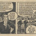 Paul Vlaanderen strip Het komplot 12